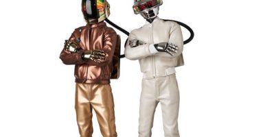 Checa las figuras de acción de Daft Punk que querrás en tu colección