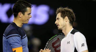 Andy Murray y Milos Raonic disputarán el título de Wimbledon