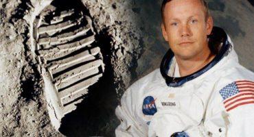 El día en que Neil Armstrong caminó por la Luna