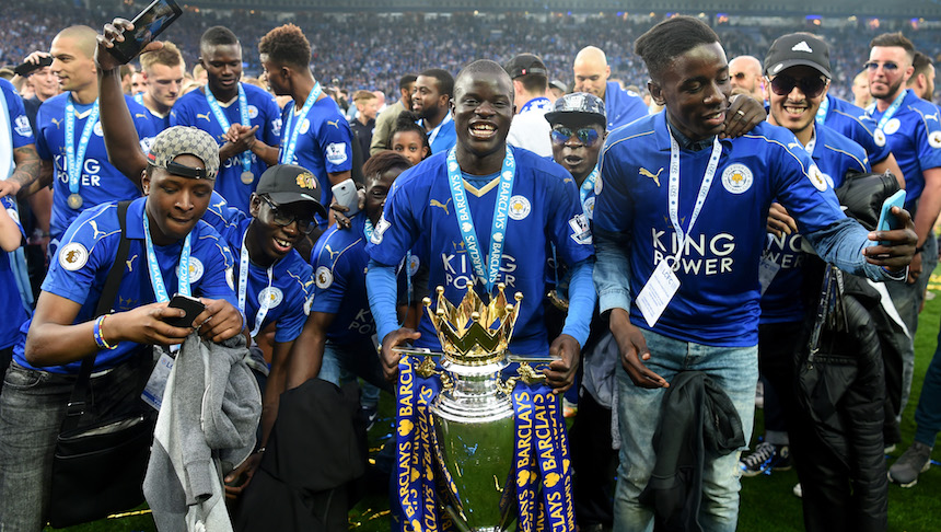 Oficial: N`Golo Kanté es nuevo jugador del Chelsea