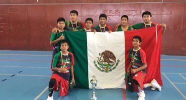 Los niños triqui se coronan campeones del Barcelona Cup