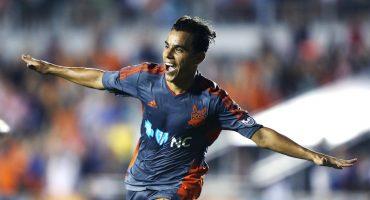 Omar Bravo se estrena en la NASL