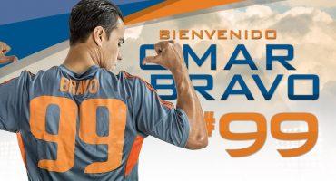 Omar Bravo se va a los Carolina RailHawks de la NASL