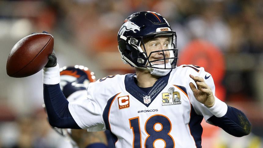 ¡Peyton Manning es inocente! Se libra de las acusaciones por dopaje