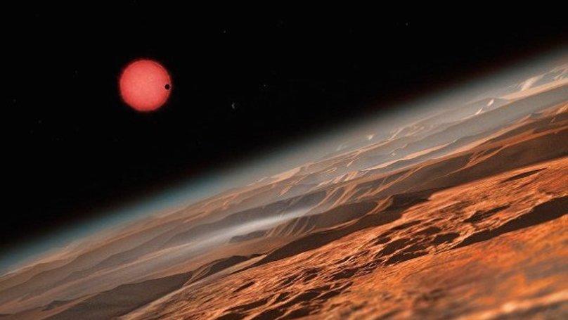 La NASA cree que podría haber vida en estos dos planetas