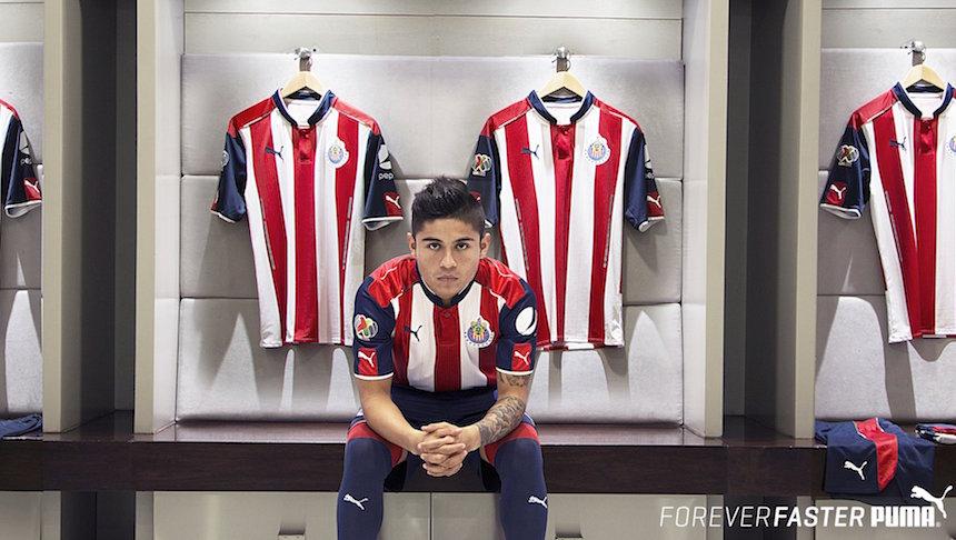 Chivas presentó su nuevo uniforme y está... ¡DE LUJO!