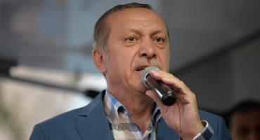 El Presidente de Turquía le pide a EU que extraditen al autor del Golpe de Estado