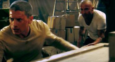Chequen el trailer de Prison Break que salió en la Comic-Con