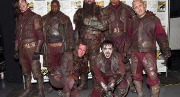 Conozcan a los nuevos Ravagers de Guardians of the Galaxy Vol. 2