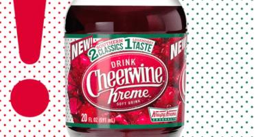 WTF?!?! Krispy Kreme lanza un refresco sabor a dona