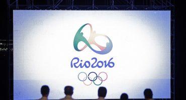 Río de Janeiro 2016:  El logotipo que representa la unidad
