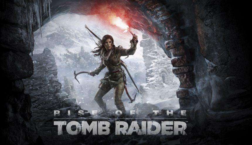 Rise of the Tomb Raider llega al PlayStation 4