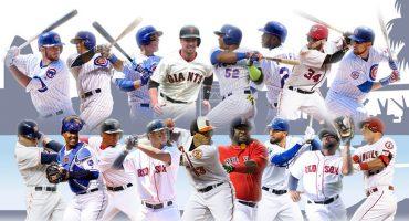 Así quedaron los equipos para el Juegos de Estrellas de la MLB