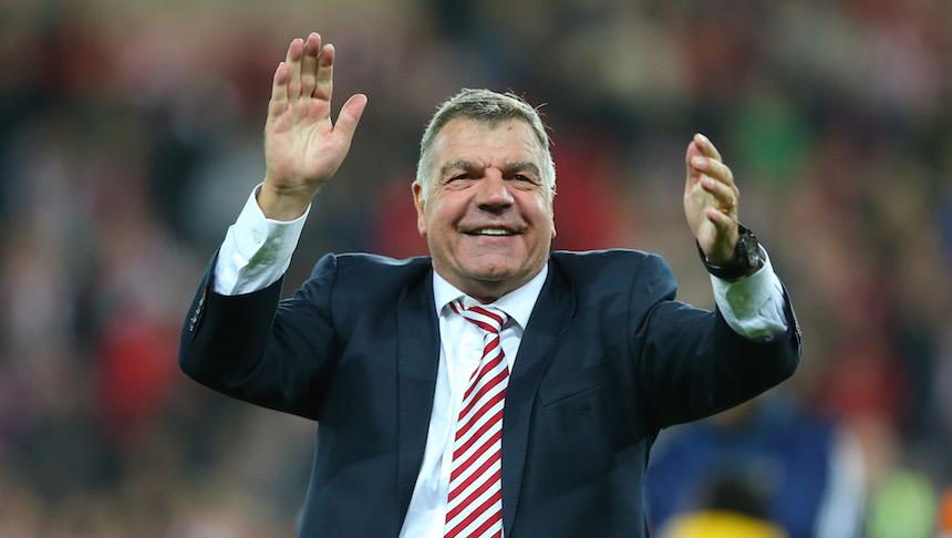 Sam Allardyce será el nuevo director técnico de Inglaterra