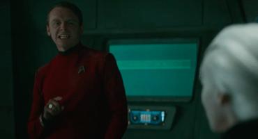 Simon Pegg se luce en este nuevo clip de Star Trek: Beyond