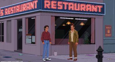 Así es cómo se vería un juego de Seinfeld