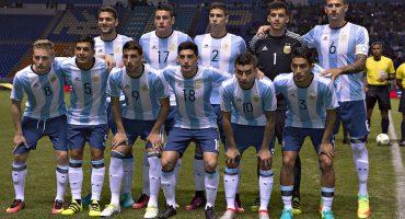 La Selección de Argentina sub 23 sufrió robo en su hotel de Puebla