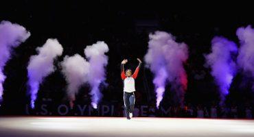 Simone Biles: ¿la nueva Nadia Comaneci?