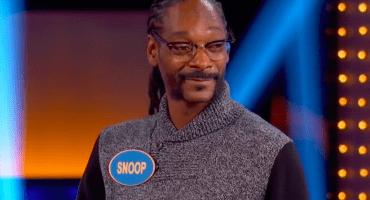 Snoop Dogg nos demuestras su sabiduría en Family Feud