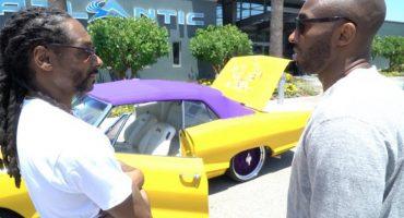 El regalo que le dio Snoop Dogg a Kobe Bryant por su retiro