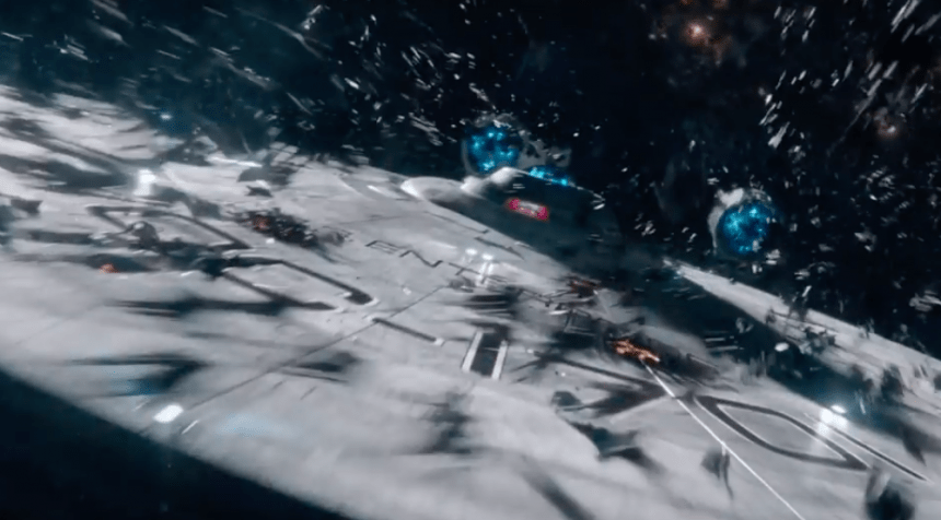 Chequen el último trailer de Star Trek: Beyond