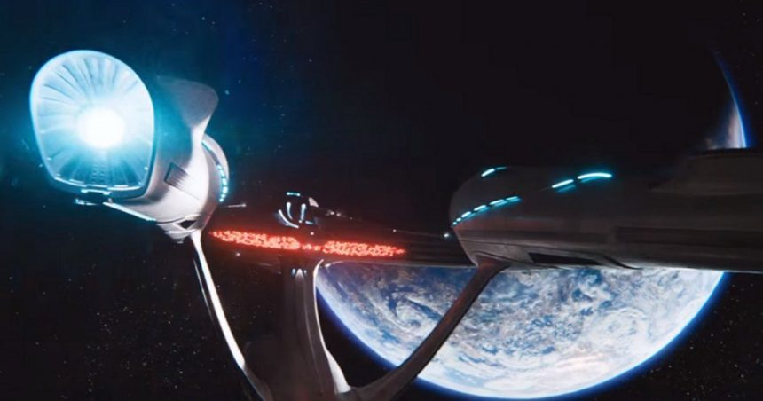 ¡Observen el ataque a la nave Enterprise en este clip de Star Trek: Beyond!