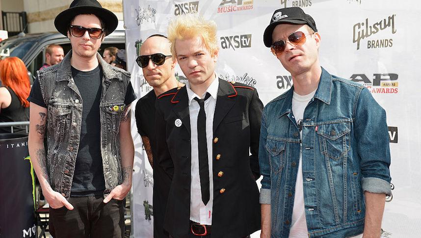 Sum 41 anuncia su primer concierto en México