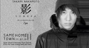 #MartesDeEmergenciaNacional: Same Home Town II // Takami Nakamoto