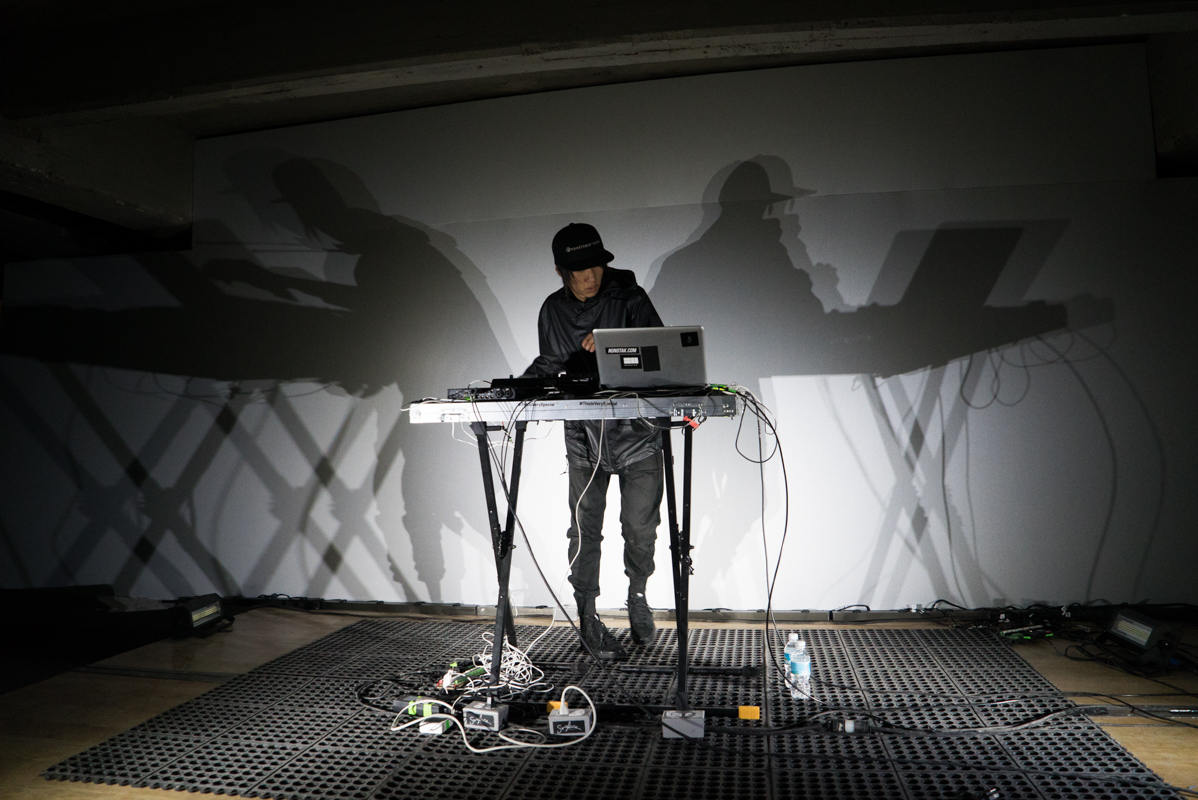 Beats, luces y sombras: Takami Nakamoto en NANO_MUTEK
