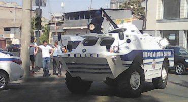 Nuevo intento de golpe de Estado, esta vez en Armenia