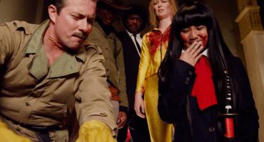 Así se vería el Suicide Squad si fueran personajes de Tarantino