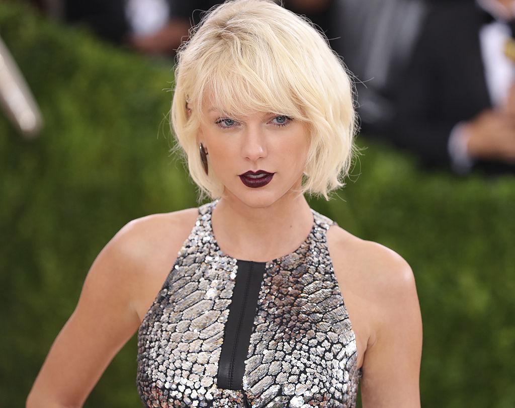 Taylor Swift es la celebridad mejor pagada del 2016 según Forbes