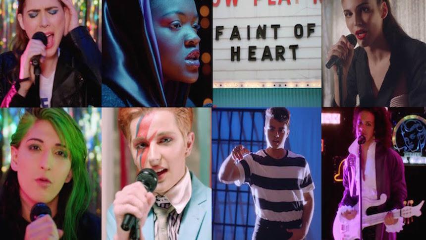 Tegan and Sara rinde tributo a íconos pop en su nuevo video