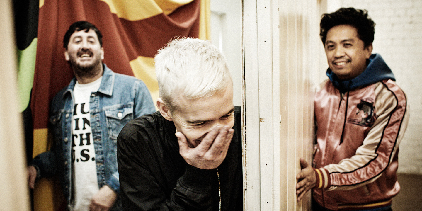 The Avalanches posponen tour por motivos de salud