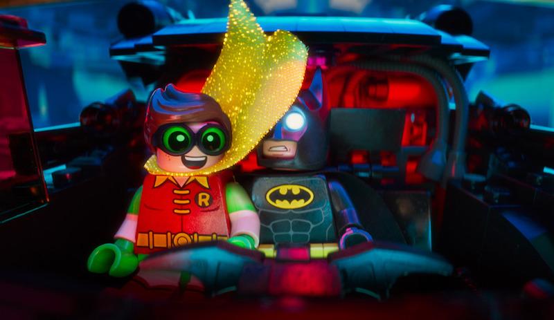¡Este nuevo adelanto de LEGO Batman presenta a Dick Grayson como Robin!