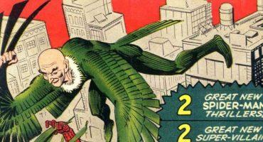 The Vulture es revelado en nuevo arte conceptual de Spiderman: Homecoming
