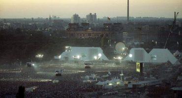 El día que Roger Waters celebró la caída del Muro de Berlín