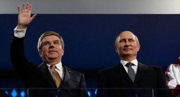 ¿Por qué el COI permitió que Rusia participe en los Juegos Olímpicos?