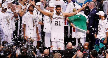 Fin de una era: Tim Duncan anuncia su retiro de la NBA