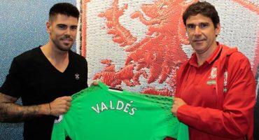 Víctor Valdés ficha con el Middlesbrough de la Premier League