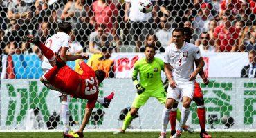 Checa los 5 mejores goles de la Euro 2016