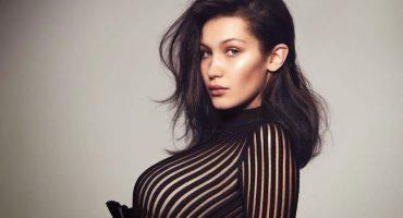 NSFW: El topless de Bella Hadid para Vogue París