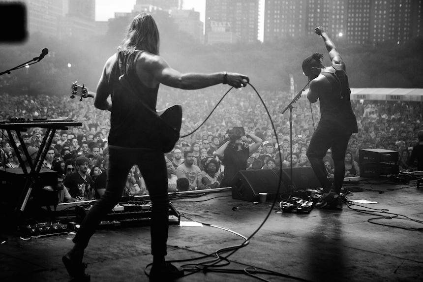 Bloc Party-lollapalooza-20162