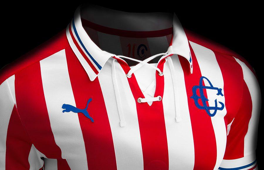 024cd8d0df5 Chivas jugará el Clásico con este jersey conmemorativo