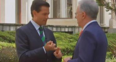 EPN: Impuesto del depa de Rivera lo pagó