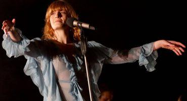 Florence & The Machine comparte nueva canción para la película de Tim Burton