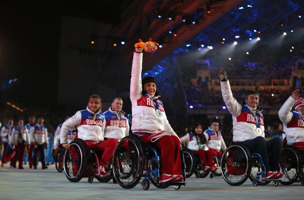 Delegación paralímpica rusa queda fuera de Río 2016