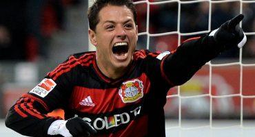 ¡Sin problema! Chicharito nominado al Mejor Gol Latino de la Bundesliga