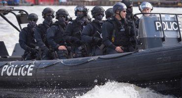 La Policía de Londres refuerza la seguridad tras ataque con cuchillo