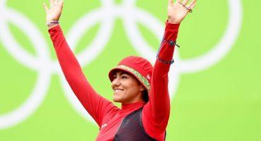 Alejandra Valencia avanza a los Cuartos de Final de Tiro con Arco